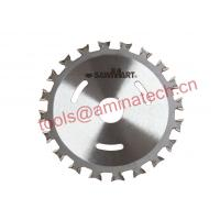 China Specialized TCT Circular Saw Blade with double teeth wholesale