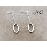 China 925 fashion sterling earring W-AS1201 wholesale