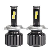 China H4 H7 Auto Parts Car Led Headlights LED Car Accessories 60W Per Light Hi Lo Beam wholesale