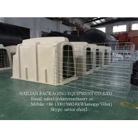 China Poly Ethylene Calf Cubicles For Dairy Farm Cow With 30 Years Using Life wholesale