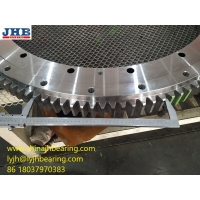Buy cheap XSA 140744 N Slewing Roller Bearing 838.1x674x56mm For Construction Machinery from wholesalers