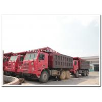 China 70 Tons Heavy Duty Dump Truck For Mining ZZ5707S3840AJ 30m3 and 371hp wholesale