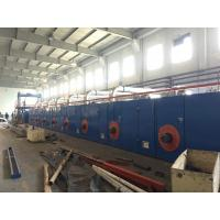 Untwisting Textile Stenter Machine Full Set Automatic For Weaving Fabric