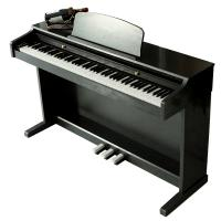 China Electronic Polished black 88 key Digital Piano With Melamine Shell wholesale