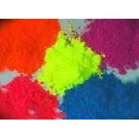 China JC200 Formaldehyde-Free Thermoplastic Fluorescent Pigments wholesale