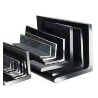 China GB, JIS, AISI, ASTM 304 Hot Rolled Stainless Steel Equal Angle Bars For Vehicles, Ships, Construction wholesale