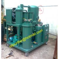 China Vacuum steel rolling quench oil purifier fast degas, dewater, and remove the impurity wholesale