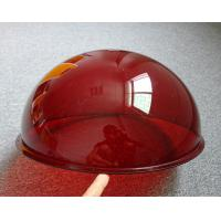 China BA (11) red transparent acrylic ball wholesale