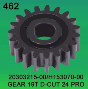 China 20303215-00 / H153070-00 GEAR TEETH-19 D-CUT FOR Noritsu LPS 24PRO minilab wholesale