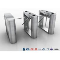 Quality Bi - Directional Tripod Turnstile Gate Security Half Height Turnstile access system for sale