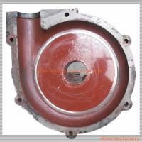 China High Chrome Mining Slurry Pump Spare Parts  wholesale