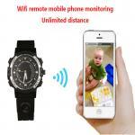 Y30 8GB 720P WIFI P2P IP Spy Watch Hidden Camera Recorder IR Night Vision Motion Detection Remote Video Monitoring