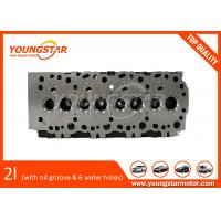 Buy cheap Toyota 2L Cylinder Head Assy With Oil Groove And With Six Water Holes from wholesalers