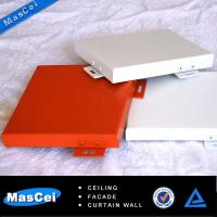 China Curtain Wall Plate And Aluminum Curtain Wall Sheet on sale