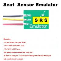China SRS6 Mercedes Seat Sensor Emulator , Car Repair Troubleshooting for Mercedes Benz wholesale