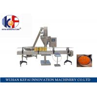 China Fully automatic milk powder/coffee powder/ dry powder filling machine with CE,ISO wholesale