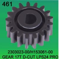 China 2303023-00 / H153061-00 GEAR TEETH-17 D-CUT FOR Noritsu LPS 24PRO minilab wholesale