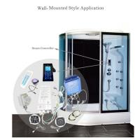 China Rated Current 13.6A Steam Bath Equipment With Exhaust Fan / Remote Control wholesale
