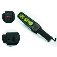 Buy cheap Public place Hand Held MD Metal Detector Security Scanner Vibration Alarm Modes high precision from wholesalers