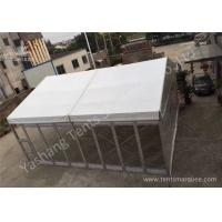 China Small Transparent Glass Wall Custom Event Tents , Corporate Event Tent wholesale