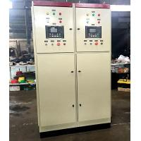China Synchronous Control Panel With Two 800 Amps Air Breakers And Indication Lights wholesale