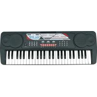 China 49 Key Multi-functional Type Electronic Keyboard Piano With Microphone Port MK-4100A wholesale