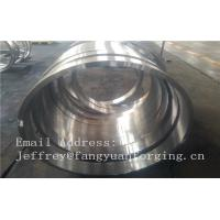China 1.6981 21CrMoNiV4-7  Metal forged part  EN10269 Forged Rings wholesale