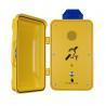 China Emergency Industrial Weatherproof Telephone Anti Corrosion With Warning Lamp wholesale