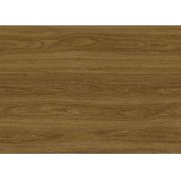 China DIBT Certificate 3.4mm Luxury Wood UV Coating SPC Flooring for Residential wholesale