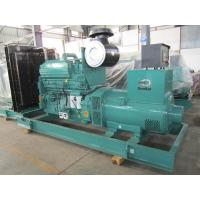 China Green Color Cummins Diesel Generator KTA19-G4  400KW / 500KVA wholesale