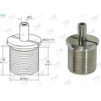China Key Flange Cap Aircraft Cable Adjustable Fittings M 16 Thread Compliant Design wholesale