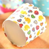 China Disposable Craft single Wall Paper Cup Smoothie Cups With Lid,6oz disposable ice cream paper cup logo printed bowls for on sale