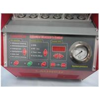 Quality Electronic Fuel Injector Tester And Cleaner Machine 100W Ultrasonic Cleaner Power for sale