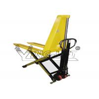China Ergonomic Material Handling Equipment with Single Stage Piston Hydraulic Cylinder wholesale