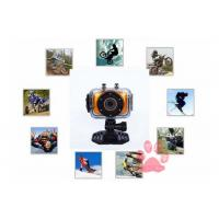 China 2''  Touch Screen Outdoor Action Sports Video Camera 720P / Hunting Action Cameras wholesale