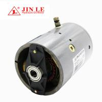 China 2350 RPM Dc High Speed Brushed Motor 12V 1.6KW Customized For Electric Forklift wholesale
