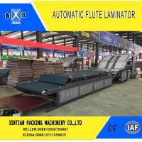 Buy cheap High Precision Automatic Lamination Machine 12kw For Paperboard , CE ISO from wholesalers