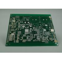 China Double Sided Heavy Copper PCB  Lead Free HASL Finish ROHS Compliant wholesale