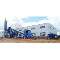 China Industry Concrete Mixing Plant Autoclaved Aerated Concrete Production Line wholesale