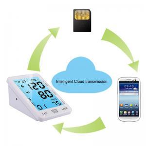 China Home blood pressure testing equipment digital GPRS blood pressure monitor upper arm wholesale