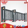 China sliding gate opener sliding gate aluminum alloy  for factory L1506 wholesale
