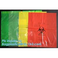 China Hospital Biohazard Plastic Bags Medical Sterilization Retort Pouch wholesale