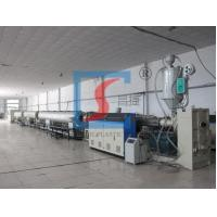China Single Screw PE Plastic Pipe Production Line , Automatic Production Line on sale