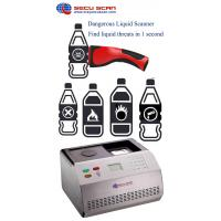 China High Speed Analysis Liquid Scanner Easy To Operate No Radiation wholesale