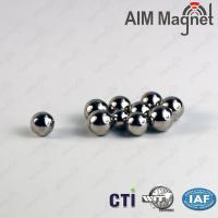 China Strong neodymium ball magnets wholesale
