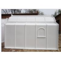 China Calf Housing Optional Fence Dairy Calf Hutches For Calves , Sheep , Goats wholesale