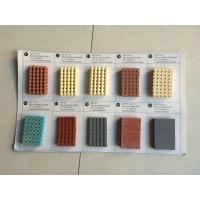 Buy cheap 200psi Tensile Strength Perforated Silicone Foam Sheet 10mm×0.9m×1.8m from wholesalers