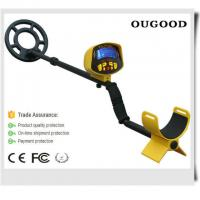 China Black,Yellow,Green color 1.8kg MD3010II Underground Hobby Metal Detector with Waterproof Search Coil wholesale