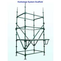 China Painting Kwikstage Scaffolding System , Quick Stage Scaffolding wholesale