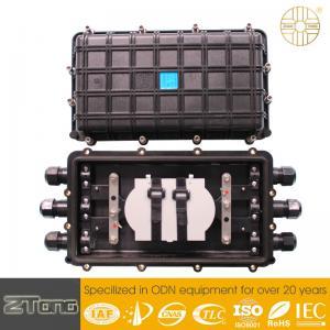 China Customized Optical Junction Box , Horizontal Fiber Optic Splice Closure GJS-9003 wholesale